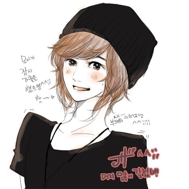 fanarts shinee hello y lucifer Taetoon