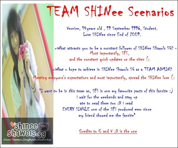 Introducing TEAM SHINee Scenarios and TEAM SHINee World ...